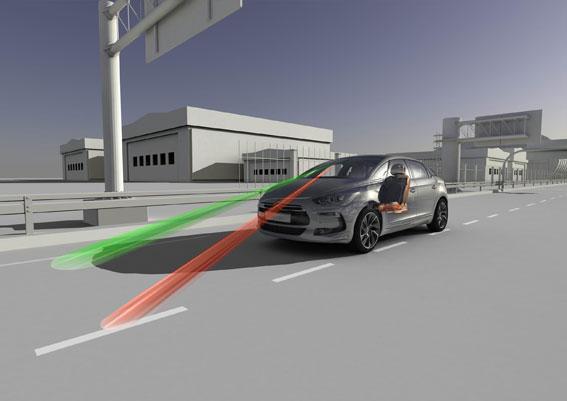Más tecnología para una conducción más segura