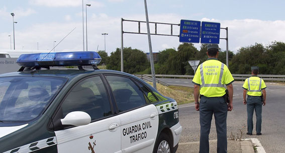 Detenido un taxista por quintuplicar la tasa de alcoholemia