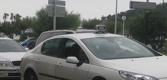 Taxi compartido para disfrutar del Festival de Cine de San Sebastián