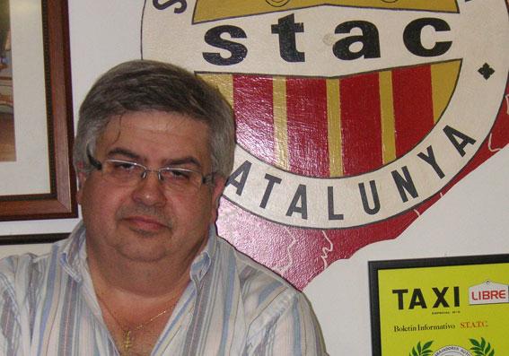 Luis Berbel, presidente del STAC, absuelto de una demanda de agresión