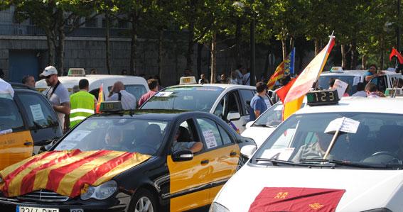Barcelona y Valencia convocan manifestaciones contra la Ley GUM
