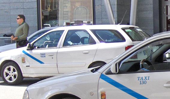 Suben las tarifas un 1% en Málaga pese a la oposición del sector