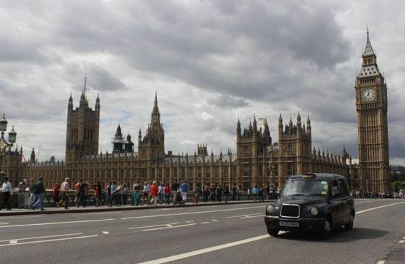 Londres continúa teniendo los mejores taxis