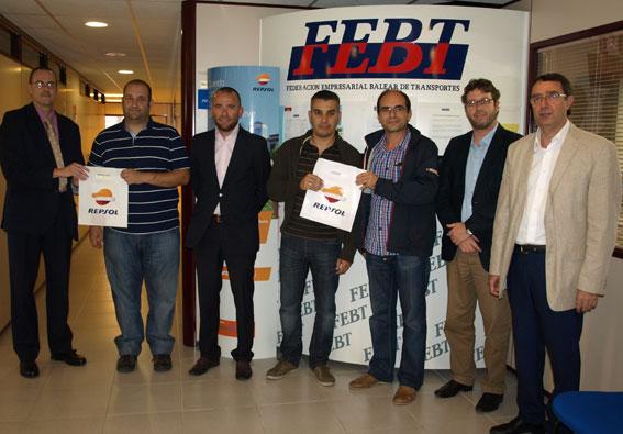 La Agrupación de Autotaxi impulsa el uso de GLP en Baleares