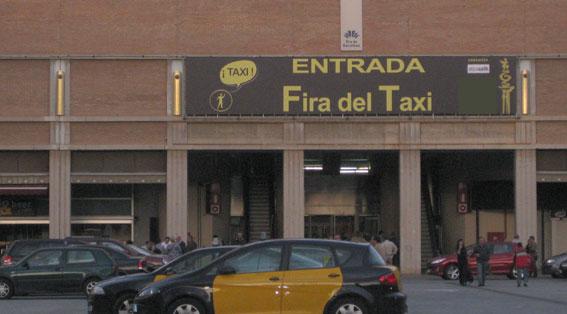 La Feria del Taxi vuelve a Barcelona
