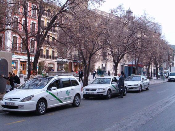 Una mujer es detenida por no pagar 500 euros de taxi