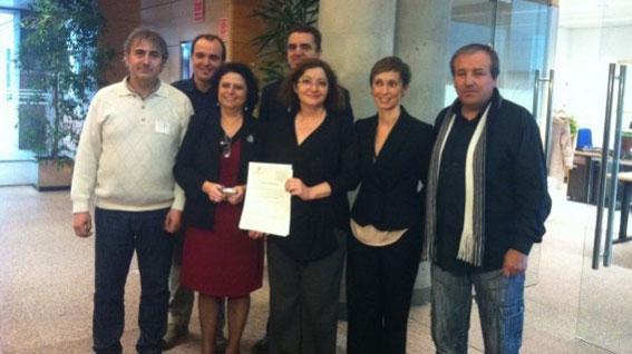 El PSM pide a la CAM recuperar las ayudas directas al eurotaxi