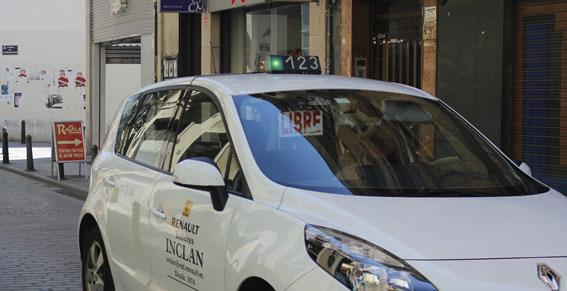 """El precio fijo, """"positivo"""" para usuario y taxista"""
