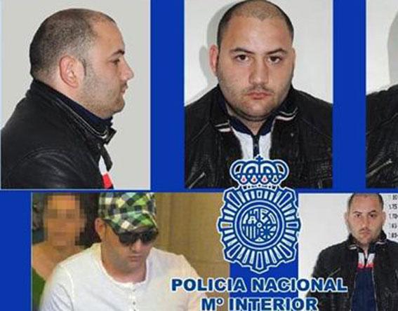 Detenido el fugitivo condenado por asesinar a un taxista de Salamanca