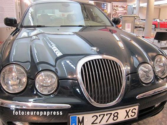 El Jaguar de Cela pieza de museo