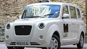 Taxis de Londres con cero emisiones en 2018