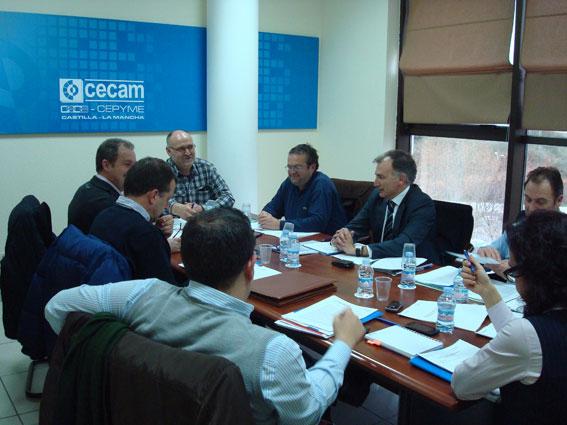 Primeras reuniones de trabajo para el desarrollo del nuevo Reglamento