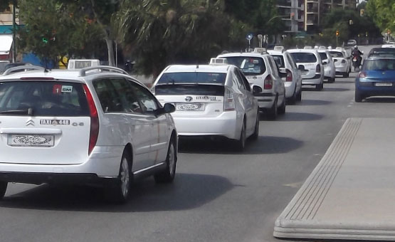 El Ayuntamiento de Palma investiga a los radiotaxis por el pago de comisiones