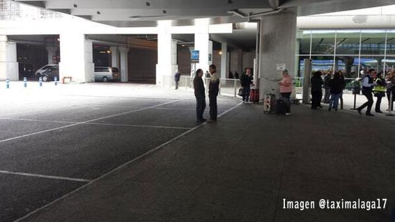 Huelga indefinida en el aeropuerto de Málaga