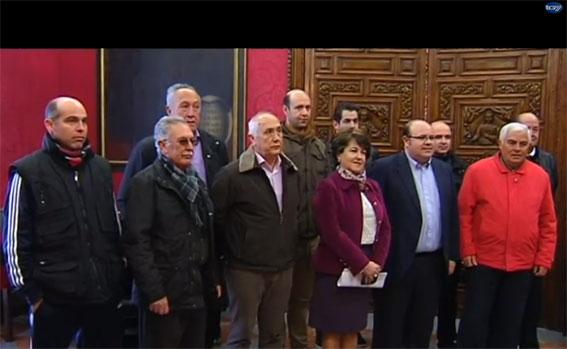 45.000 euros para mantener 9 eurotaxis en Granada