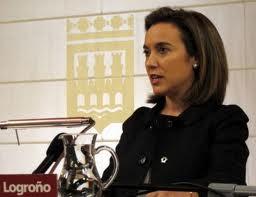 La alcaldesa de Logroño gasta 544, 50 euros en un taxi