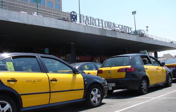 Liberalizado el servicio de taxi para el Mobile World Congress