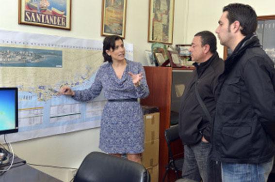 Mundial de Vela, oportunidad de negocio para el taxi de Santander