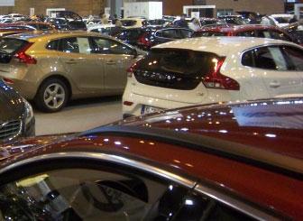 Las ventas de coches suben el 17% en febrero