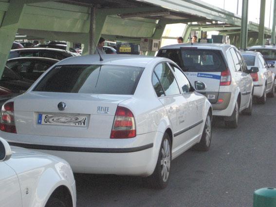 Hasta 500 euros de subvención para mejorar el taxi gallego