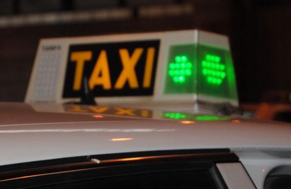 400 euros de ayuda para el taxi