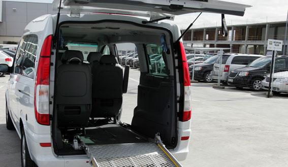 Aprobada la convocatoria de ayudas para el uso de taxi adaptado