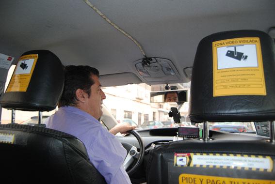 Palma financiará cámaras de seguridad a los taxistas