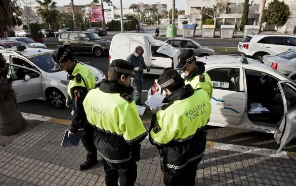 La Asociación de Taxistas de la CV pide más control policial