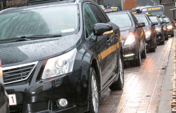 Reunión europea del taxi el próximo 27M