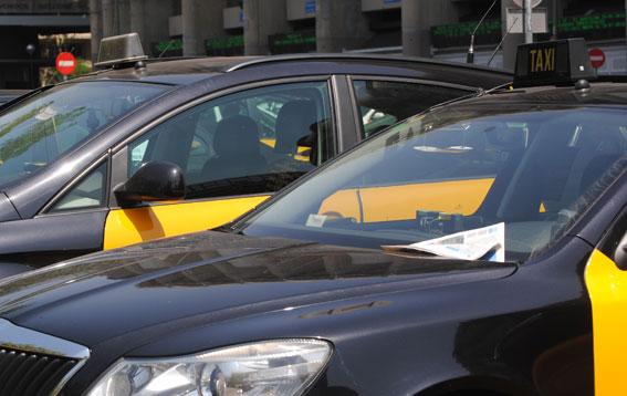 Nuevo cursos de inglés gratuitos para el taxi de Barcelona