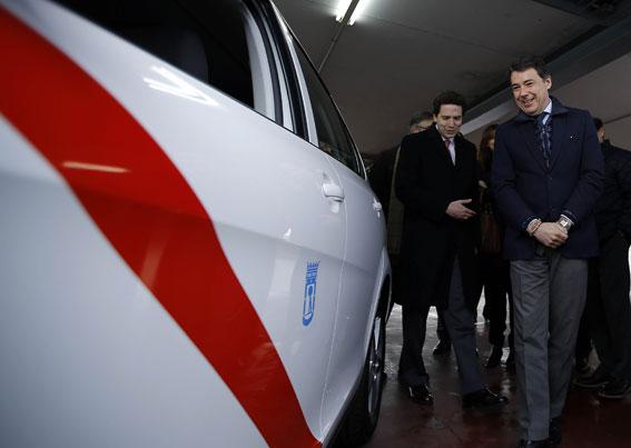 La CAM destina 900.000 euros en ayudas para renovar la flota