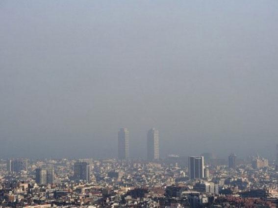 Se activa de nuevo el protocolo de contaminación en Madrid