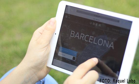 De conductores particulares a VTCs, el camino de Uber en España