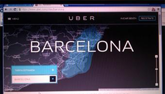 Uber defiende desregular el taxi para ´abrir mercado´