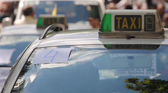 Cursos específicos de inglés para taxistas