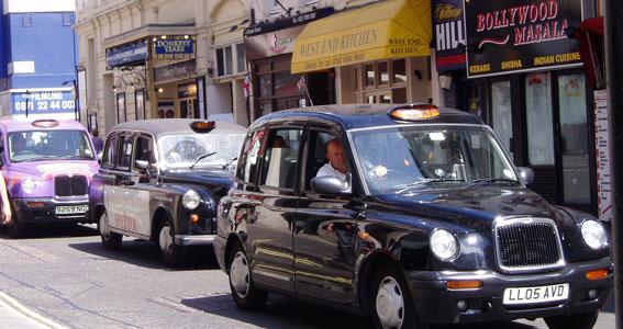 Londres pide al Tribunal Supremo que se pronuncie sobre la legalidad de Uber