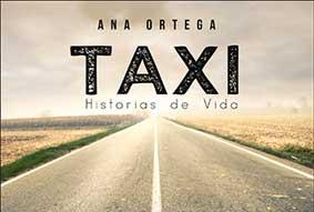 Ana Ortega presenta el libro 'Taxi. Historias de vida'