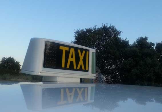 800 euros a cada taxista para promocionar el comercio local