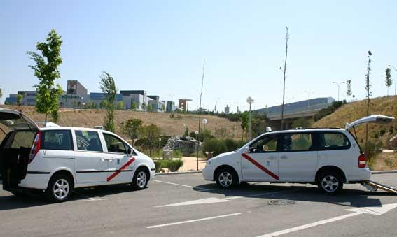 El sector reclama ayudas para llegar a la cuota de Eurotaxis