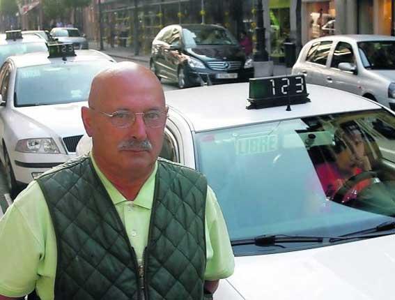 Fallece el presidente de Asotaxi, Marino Esteban