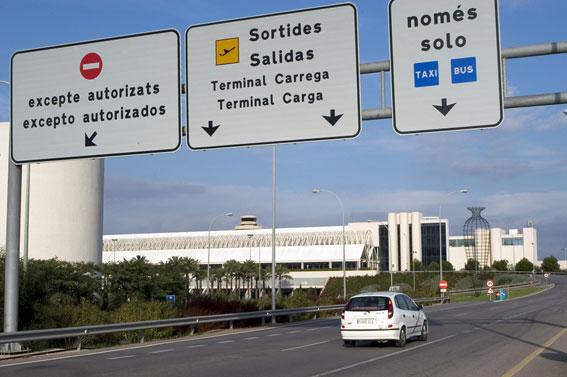El taxi de Palma tendrá su stand informativo en el aeropuerto
