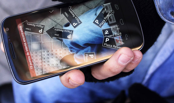 FAMMA presenta la última versión de su app para eurotaxis