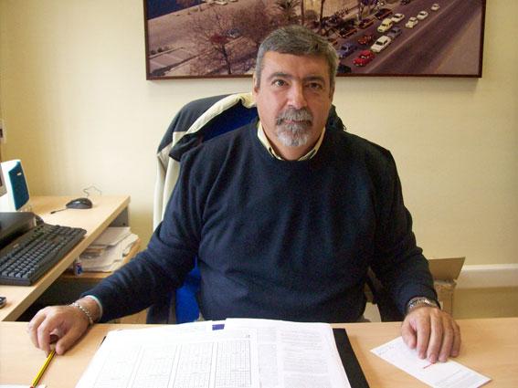 Fernando Morales reelegido presidente de UST