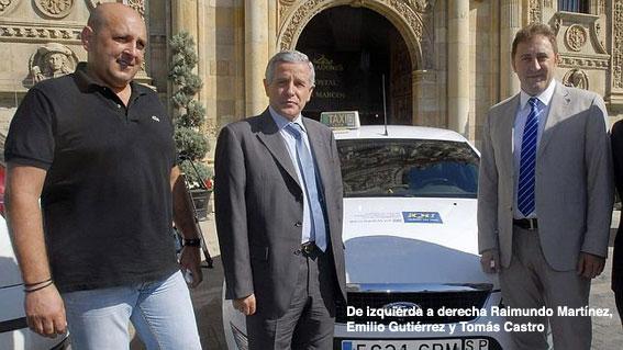 León se suma a las apps para pedir taxi