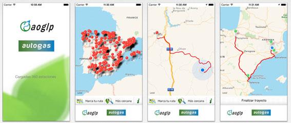Nueva 'app' para consultar estaciones de GLP
