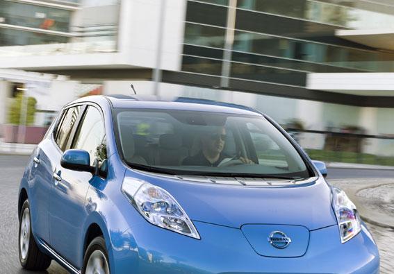 Madrid se apunta al taxi eléctrico