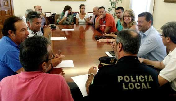 Benalmádena intensificará la vigilancia para luchar contra el intrusismo