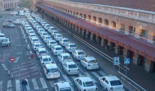 Detenido el presunto ladr�n de taxis de Atocha