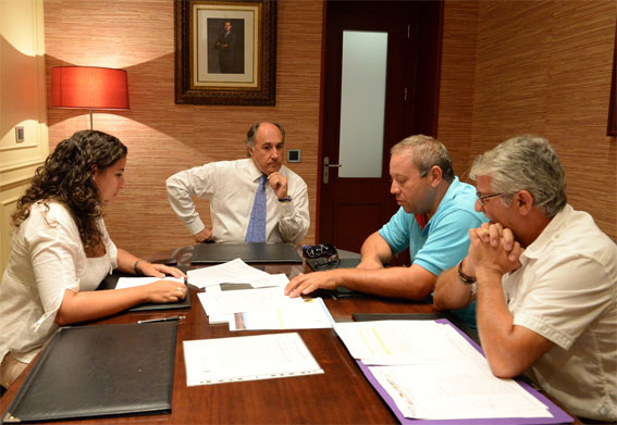 Algeciras trabajará para certificar la calidad de sus taxis