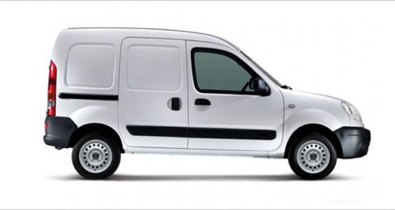 La Renault Kangoo será próximo eurotaxi